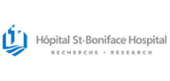 St. Boniface Hospital Research Centre logo