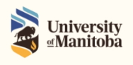The University of Manitoba - Office of the Vice President logo