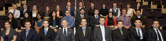 Photo of 2012 Bsc Medicine Class.